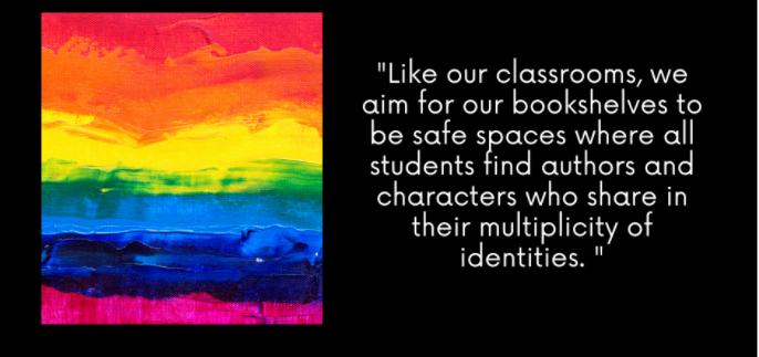 Rainbow Reads (Booklist)